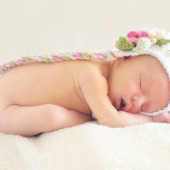 Babykleding voor de eerste weken
